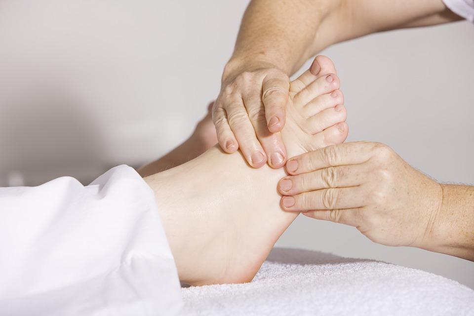 Reflexology Massage Therapy Treatment